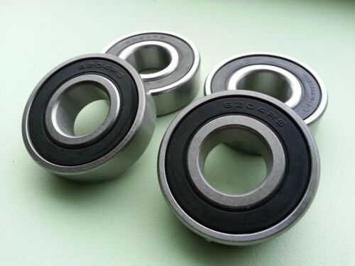 Replacement Wheel Bearings to Fit 2 Hubs for DBD Car Trailer