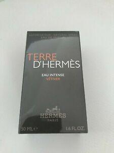Terre-d-039-Hermes-von-Hermes-Eau-Intense-Vetiver-EdP-50-ml-Vapo-OVP-mit-Folie