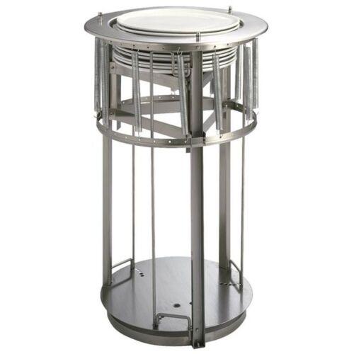 Einbau Tellerspender ohne Heizung Spender Tellerheber für Teller Ø 240-340 mm