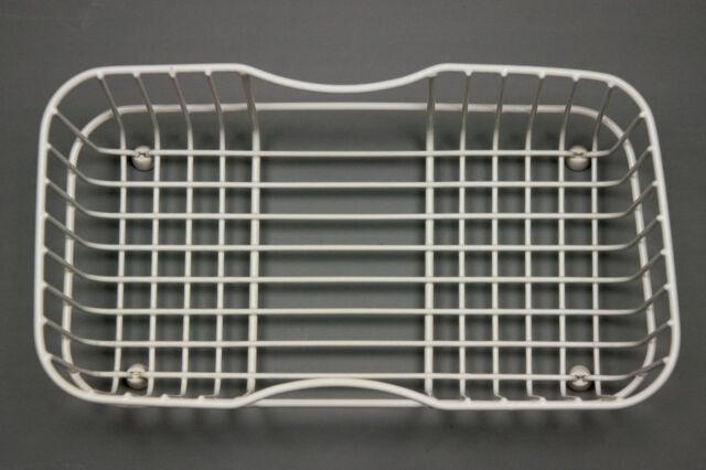 Kohler Lakefield Replacement Sink Basket 6511 0   WHITE