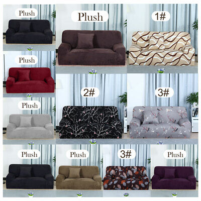 Stretch Sofa Covers Chair Loveseat