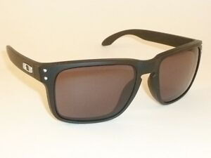 f74be168ee Image is loading New-OAKLEY-HOLBROOK-Sunglasses-Matte-Black-Frame-OO9102-