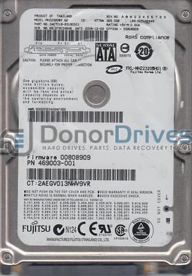 MHZ2320BH G2 PN CA07018-B31800C1 Fujitsu 320GB SATA 2.5 Hard Drive