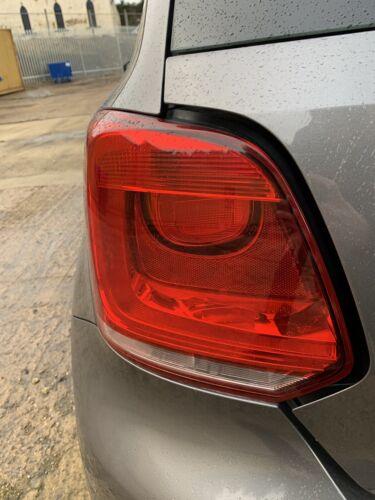2009-2014 VW VOLKSWAGEN POLO 6R PASSENGER NEAR SIDE REAR TAIL LIGHT