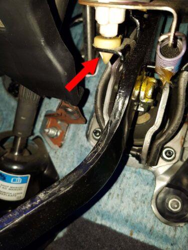 Fits Honda Civic Fd 2006 07-11 12 Brake Light Lamp Switch Stopper White Repair