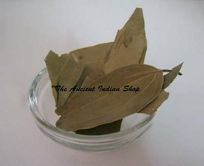 TEJ PATTA, Bay Leaf, Indian Cooking Fresh Whole Spice, 50 g, Premium Quality!
