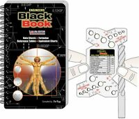 Engineer's Black Book Manual Reference Sheet Data Table Chart With Drill Guage