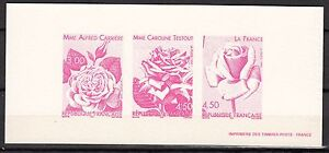 FRANCE-GRAVURES-DU-TIMBRE-N-3248-3249-3250-ROSES-ANCIENNES