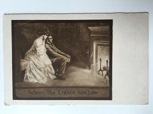Vintage-Postcard-Artist-signed-American-Post-Card-034-Photogravure-034-134-37
