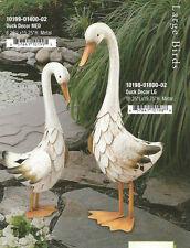 Garden Decor Bird Statuary   Duck Decor Set   Regal Art U0026 Gift 10198 99