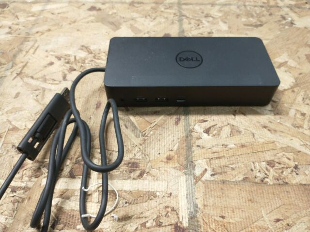 USED Dell Universal Docking Station D6000 NO AC