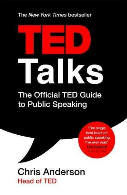 TED Talks von Chris Anderson (Taschenbuch) - Official Guide to Public Speaking