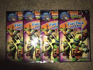 Teenage Mutant Ninja Turtles Play Pack Lot of 4 Grab & Go Coloring ...