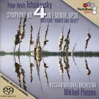 Sinfonie 4 f-moll op.36 von Russisches Nationalorchester,Mikhail Pletnev (2011)