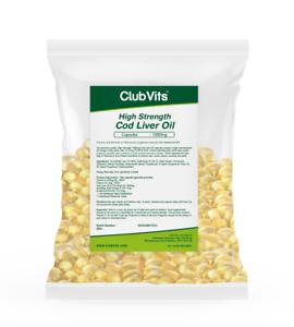 Ad-alta-resistenza-Olio-di-Fegato-di-Merluzzo-1000mg-365-capsule-1-anno-di-fornitura-clubvits