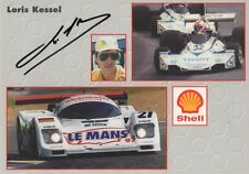 Loris Kessel Autogramm signed 14x20 cm Postkarte