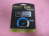 Pny Turbo 128gb Usb 3.0 Flash Drive P-fd128tbop-ge - Please Read