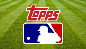 U-pick-70-Topps-Baseball-Complete-Your-Sets-1982-1998