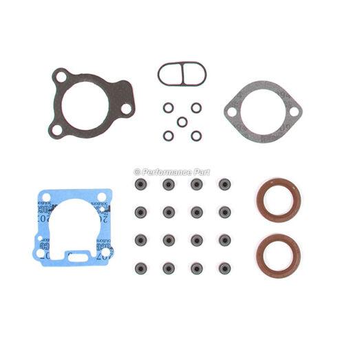 Full Gasket Set 88-91 Mazda 323 Mercury Capri 1.6L DOHC 16V B6 B6T