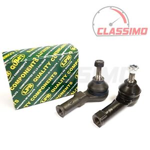 Track-Tie-Rod-End-Pair-for-RENAULT-CLIO-Mk-2-amp-3-2000-to-2013