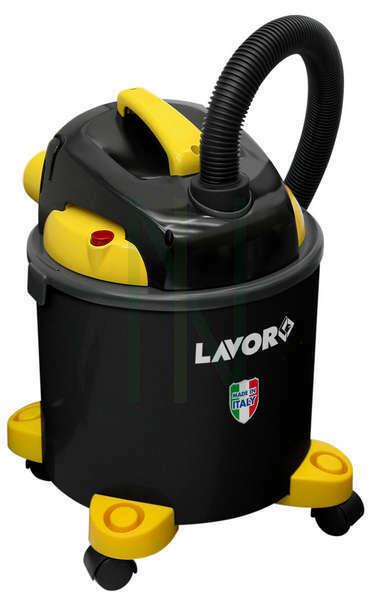 Barrel shop vac Lavor VAC18plus power 1000W barrel ABS 608.7oz for solids