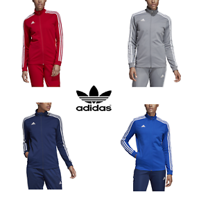 ae5fe97a8251 Adidas Women s Tiro 19 Track Suit Jacket Combo Sweatpants and Coat ...