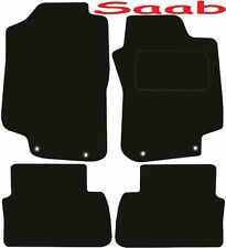 Deluxe Quality Car Mats for Saab 9-5 06-10 ** Tailored for Perfect fit ;) **