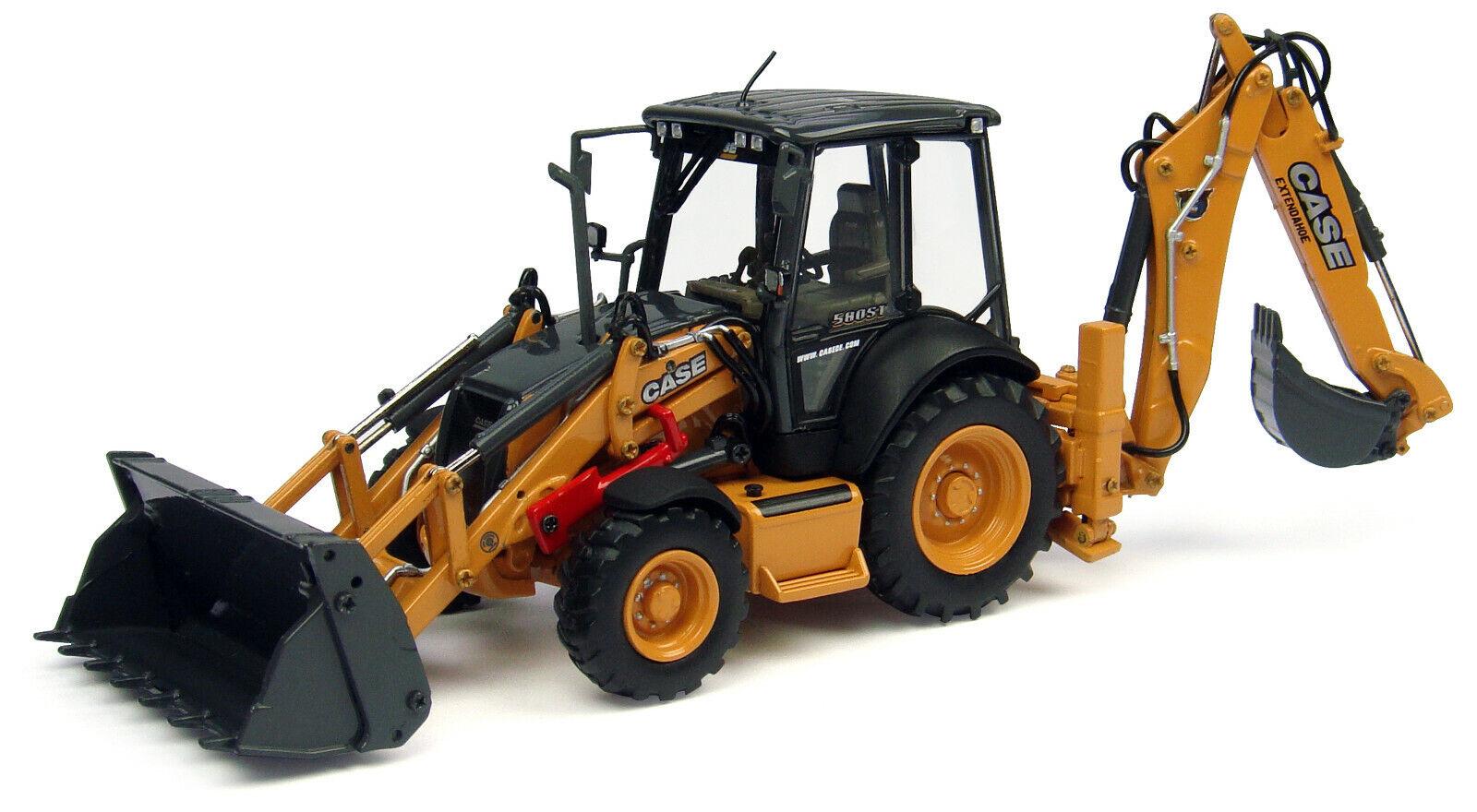 AFFAIRE 580ST chargeuse-pelleteuse 1 50 diecast modèle par Universal Hobbies  UH8079  jusqu'à 34% de réduction sur tous les produits