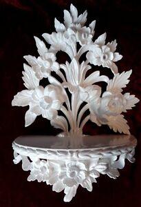 console-muro-antico-spiegelkonsolen-barocco-bianco-H-3-5cm-B-27cm-t13cm