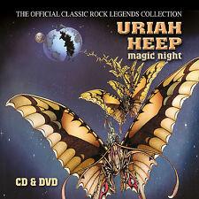 Uriah Heep - Magic Night CD & DVD Set (SFMCDVD901)
