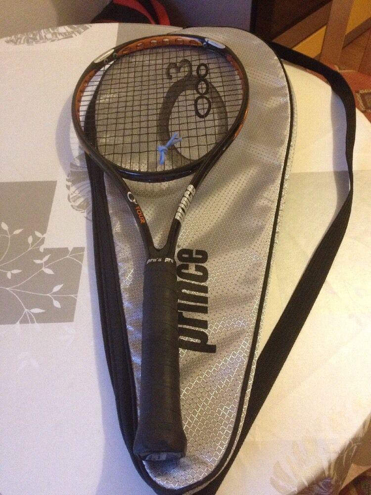 Tennisschläger Prinz Q3 Tour Oder O3 Tour Kann Es Nicht Deuten .Mit Tasche