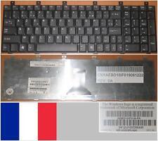 Clavier Azerty Français Toshiba M60 P100 Series MP-03233F0-920 CNYAEBD10IF Noir
