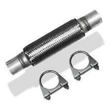 L 980mm Ø 35mm universal Auspuffrohr Abgasrohr Rohr ERNST Universalrohr