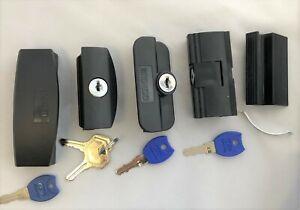 Handles Locks Catches Dowell Boral Aluminium Windows Wr720