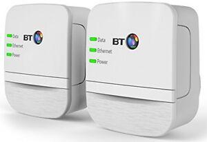 bt wifi broadband extender internet connection powerline. Black Bedroom Furniture Sets. Home Design Ideas