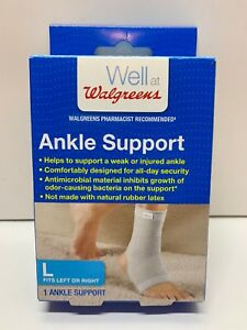 99e3948dc99 Well at Walgreens Ankle Support Size SMALL - Fits Left or Right ...