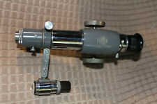 Watts Microscope Comparator Withmulti Angle Screen And Attachments Unit 1 Nice