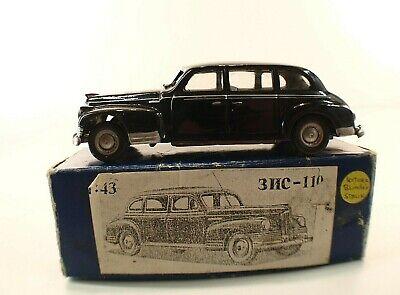 ZIS 110-1//43 DeAgostini Ixo URSS Voiture CAR AUTO MODEL RU113