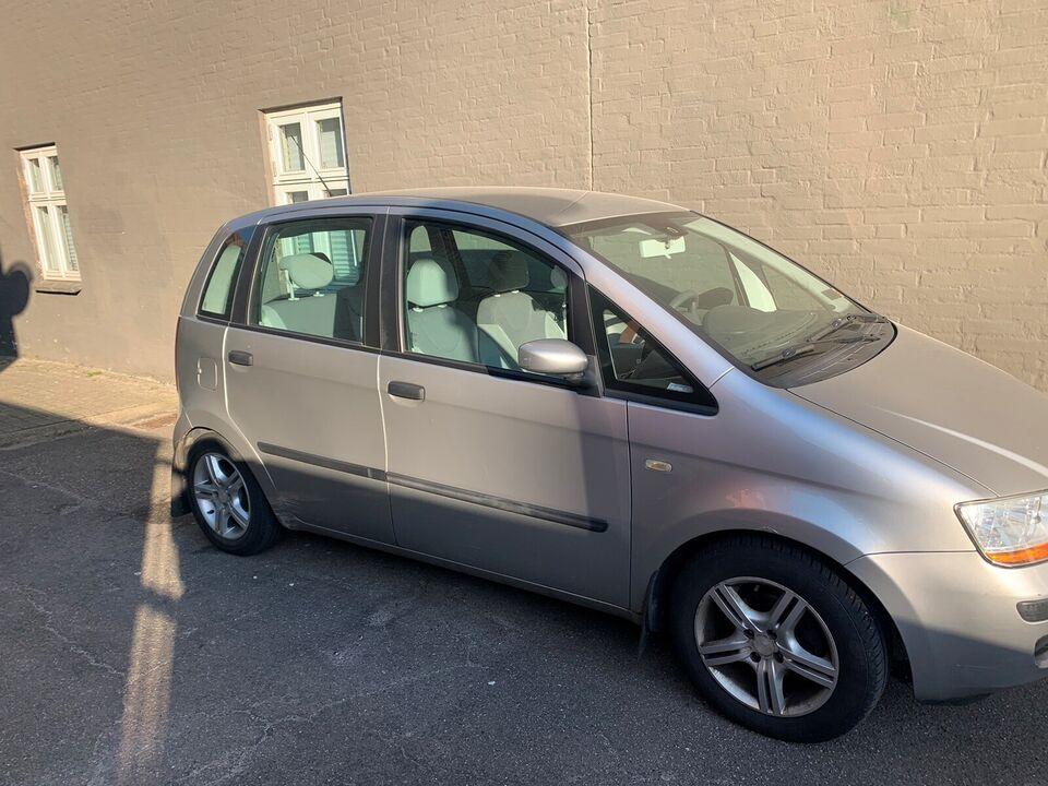 Fiat Idea, 1,4 16V Dynamic, Benzin