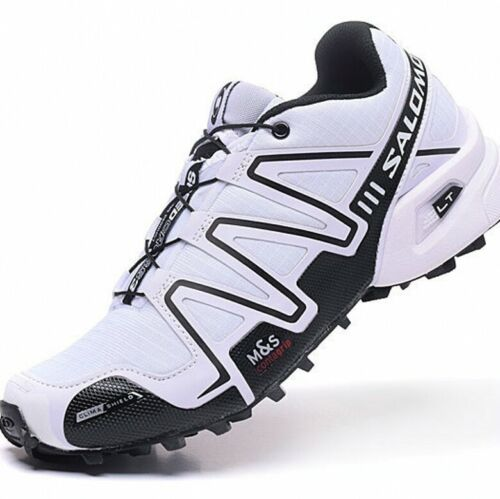 Salomon Speedcross 3 Herren-Outdoorschuhe Laufschuhe Hikingschuhe Cross Schuhe D