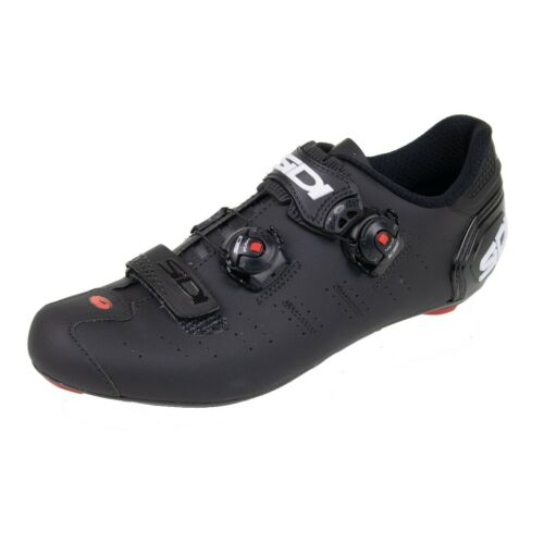Sidi Ergo 5 Carbon Road ShoeMatt Black48