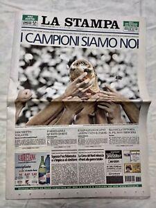 LA-STAMPA-10-LUGLIO-2006-GERMANY-MONDIALI-ITALIA-CAMPIONE-COPPA-DEL-MONDO