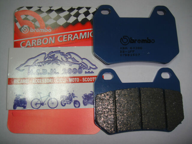 BRAKE PADS BREMBO REAR BMW K 1200 LT ABS 01 > 07BB2507