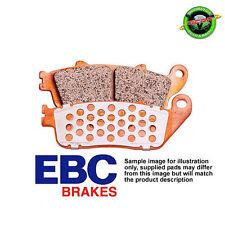 EBC VLD Chrome Rear Brake Pads FA458VLD Harley FLSTN 1584 Softail Deluxe 2008