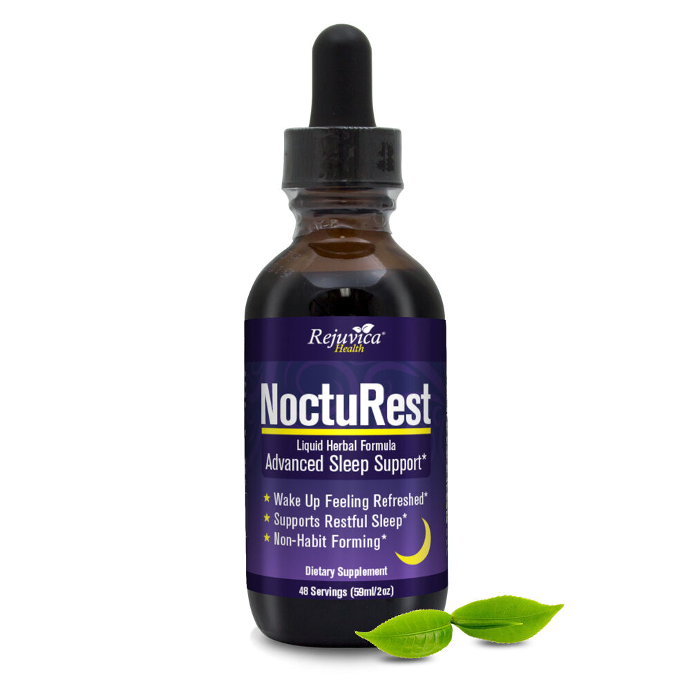 NoctuRest - Advanced Sleep Aid   Sleep Supplement   All Natural for Insomnia 1