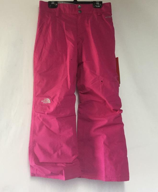 The Youth North Face Youth The Girls Derby Snow Ski Winter Pant Razzle Rosa Medium NEW 0a2f81