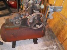 Vintage 1960 Gardner Denver 20 Hp 200 Psi Air Compressor Hoses