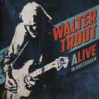 ALIVE in Amsterdam (3LP 180 Gr.+MP3) von Walter Trout (2016)