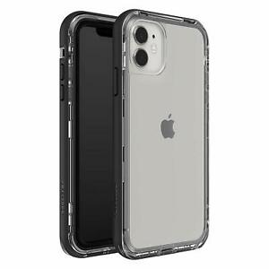 Original-Lifeproof-siguiente-serie-caso-para-Apple-iPhone-11-solo-Cristal-Negro