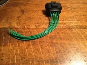 Details about Headlight Connector 10-wire Pigtail for HID Xenon Only on